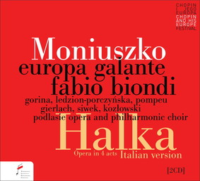 Various Artists - Moniuszko: Halka
