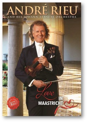 André Rieu - Love In Maastricht [DVD]