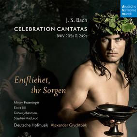 Alexander Grychtolik - Bach: Celebration Cantatas