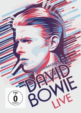 David Bowie - Live The TV Broadcast [DVD]