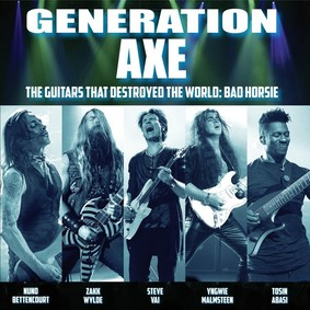 Generation Axe - The Guitars That Destroyed The World (Live In China)