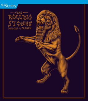 The Rolling Stones - Bridges To Bremen (Live At Weserstadion Bremen 1998) [Blu-ray]