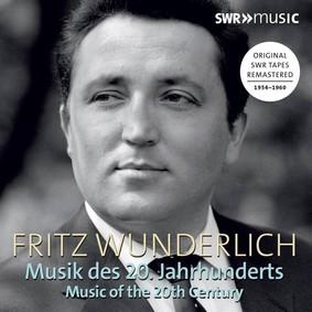 Kammerorchester des Saarlandischen Rundfunks - Wunderlich: Music Of The 20th Century