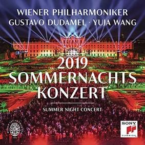 Gustavo Dudamel, Wiener Philharmoniker - Sommernachtskonzert 2019 / Summer Night Concert 2019 [Blu-ray]