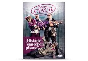 Kabaret Ciach - Historie śmiechem pisane [DVD]