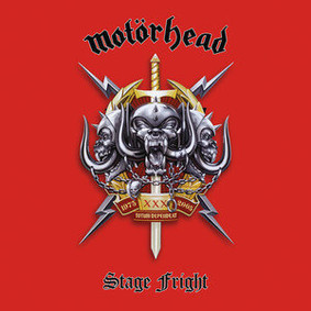 Motorhead - Stage Fright (Live At The Philipshalle, Dusseldorf, Germany, December 7, 2004) [Blu-ray]