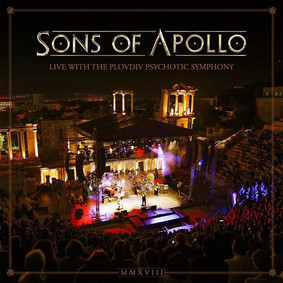 Sons Of Apollo - Live With The Plovdiv Psychotic Symphony [DVD]