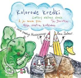 Various Artists - Muzyczny plac zabaw: Kolorowe kredki