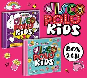 Various Artists - Disco Polo Kids. Volumes 3 & 4