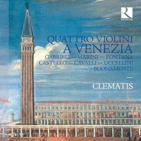 Clematis - Quattro Violini A Venezia