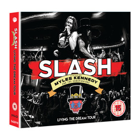 Slash featuring Myles Kennedy and The Conspirators - Living The Dream Tour [DVD]