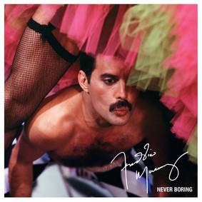 Freddie Mercury - Never Boring [Reedycja]