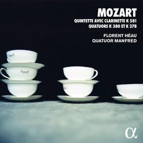 Florent Héau - Mozart: Quintette Avec Clarinette & Quatuors