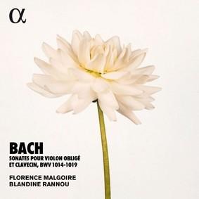 Florence Malgoire - Bach: Sonates Pour Violon Oblige Et Clavecin