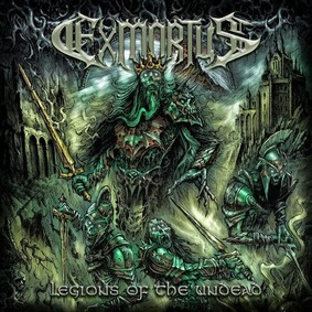 Exmortus - Legions Of The Undead [EP]