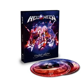 Helloween - United Alive In Madrid [Blu-ray]