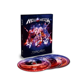 Helloween - United Alive In Madrid [DVD]