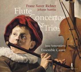 Jana Semeradova - Flute Concertos & Trios