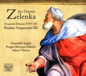 Ensemble Inegal - Zelenka: Psalmi Vespertini III