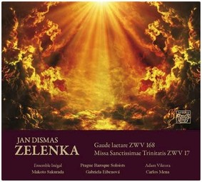 Ensemble Inegal - Zelenka: Gaude Laetare / Missa Sanctissimae Trinitatis