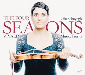 Leila Schayegh - Vivaldi: The Four Seasons