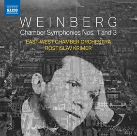 East-West Chamber Orchestra - Weinberg: Chamber Symphonies Nos. 1 And 3