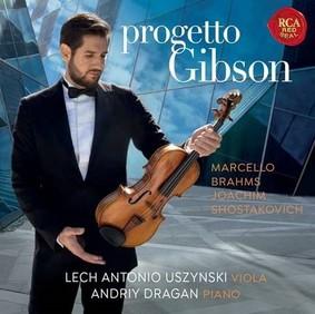 Lech Antonio Uszyński - Progetto Gibson - A Legendary Stradivari Viola