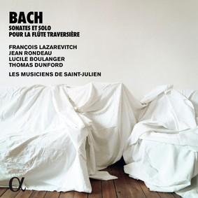 Les Musiciens de Saint-Julien - Bach: Sonates & Solo Pour La Flute Traversiere
