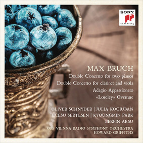 Symphonieorchester - ORF - Bruch: Concerto For 2 Pianos / Concerto For Clarinet & Viola