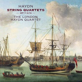 The London Haydn Quartet - Haydn: String Quartets Opp. 71 & 74