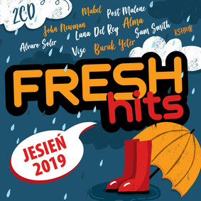 Various Artists - Fresh Hits Jesień 2019