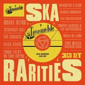 Various Artists - Treasure Isle. Ska Rarities