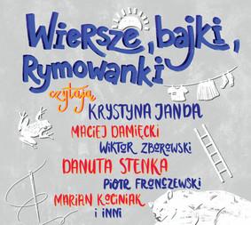Various Artists - Wiersze, bajki, rymowanki czytają Krystyna Janda, Maciej Damięcki, Wiktor Zborowski, Danuta Stenka, Piotr Fronczewski, Marian Kociniak i inni