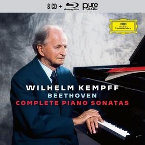 Wilhelm Kempff - Beethoven: Complete Piano Sonatas