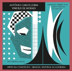 Antônio Carlos Jobim - Orfeu Da Conceicao / Brasilia: Sinfonia Da Alvorada CD Remastered