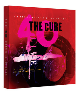 The Cure - Curaetion 25 [Blu-ray]