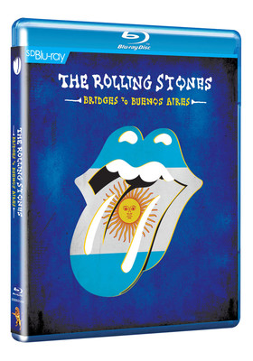 The Rolling Stones - Bridges To Buenos Aires [Blu-ray]