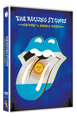 The Rolling Stones - Bridges To Buenos Aires [DVD]