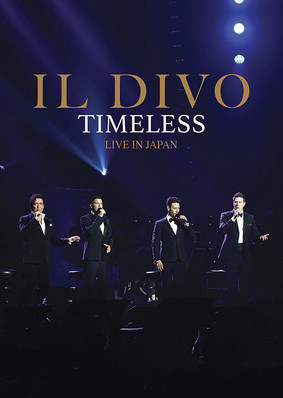 Il Divo - Timeless. Live In Japan [DVD]