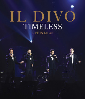 Il Divo - Timeless. Live In Japan [Blu-ray]