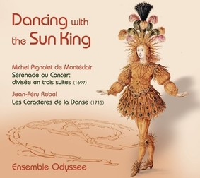 Ensemble Odyssee - Dancing With The Sun King