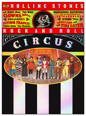 Various Artists - Rock And Roll Circus [DVD]