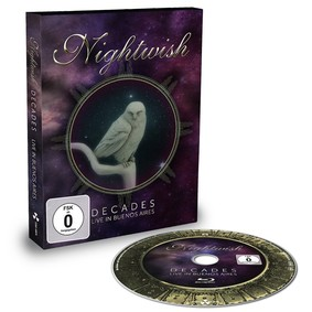 Nightwish - Decades: Live In Buenos Aires [Blu-ray]
