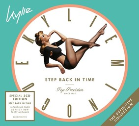 Kylie Minogue - Step Back In Time: The Definitive Collection