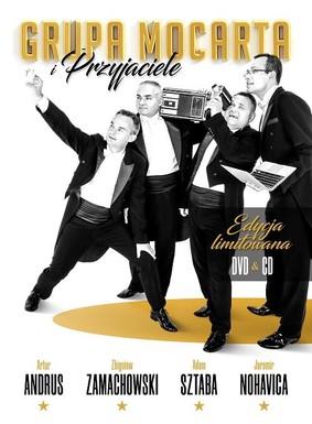 Grupa MoCarta - Grupa Mocarta i przyjaciele [DVD]