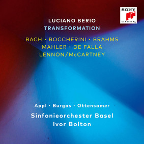Sinfonieorchester Basel - Luciano Berio Transformation