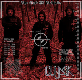 Gunjack - The Cult Of Triblade