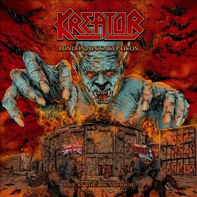 Kreator - London Apocalypticon - Live At The Roundhouse [Live]