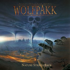 Wolfpakk - Nature Strikes Back