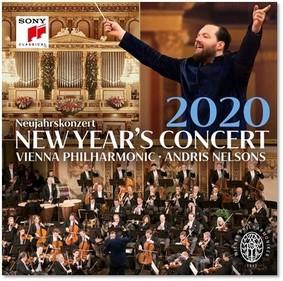Andris Nelsons, Wiener Philharmoniker - Neujahrskonzert 2020 / New Year's Concert 2020 / Concert du Nouvel An 2020